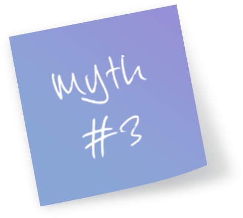 Myth3 sticker graphic