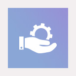 Proactive managed IT services icon