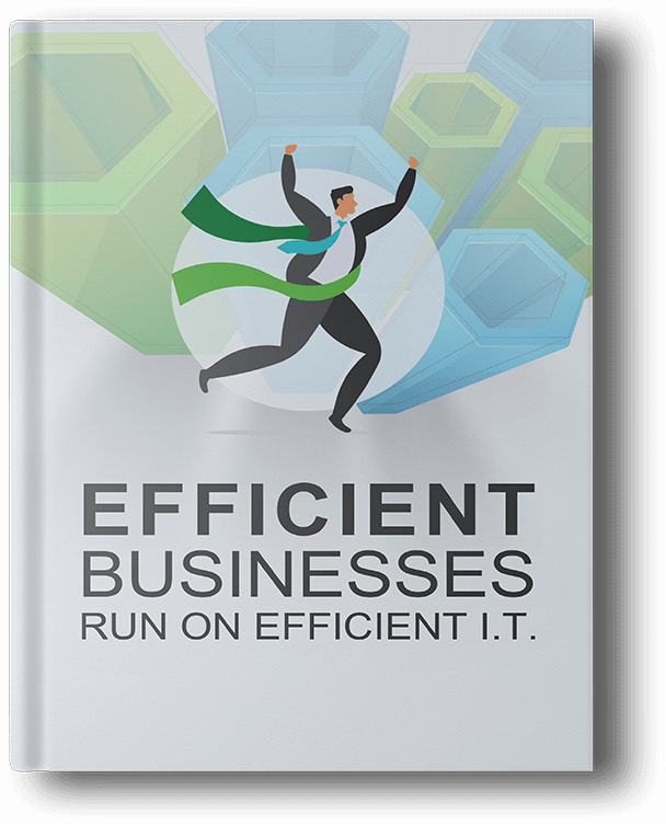 efficient business ebook cover